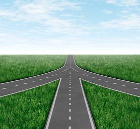 many-roads-merging