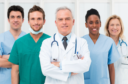 engaging healthcare employees