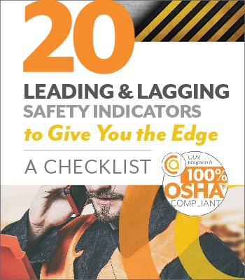 leading and lagging safety indicators