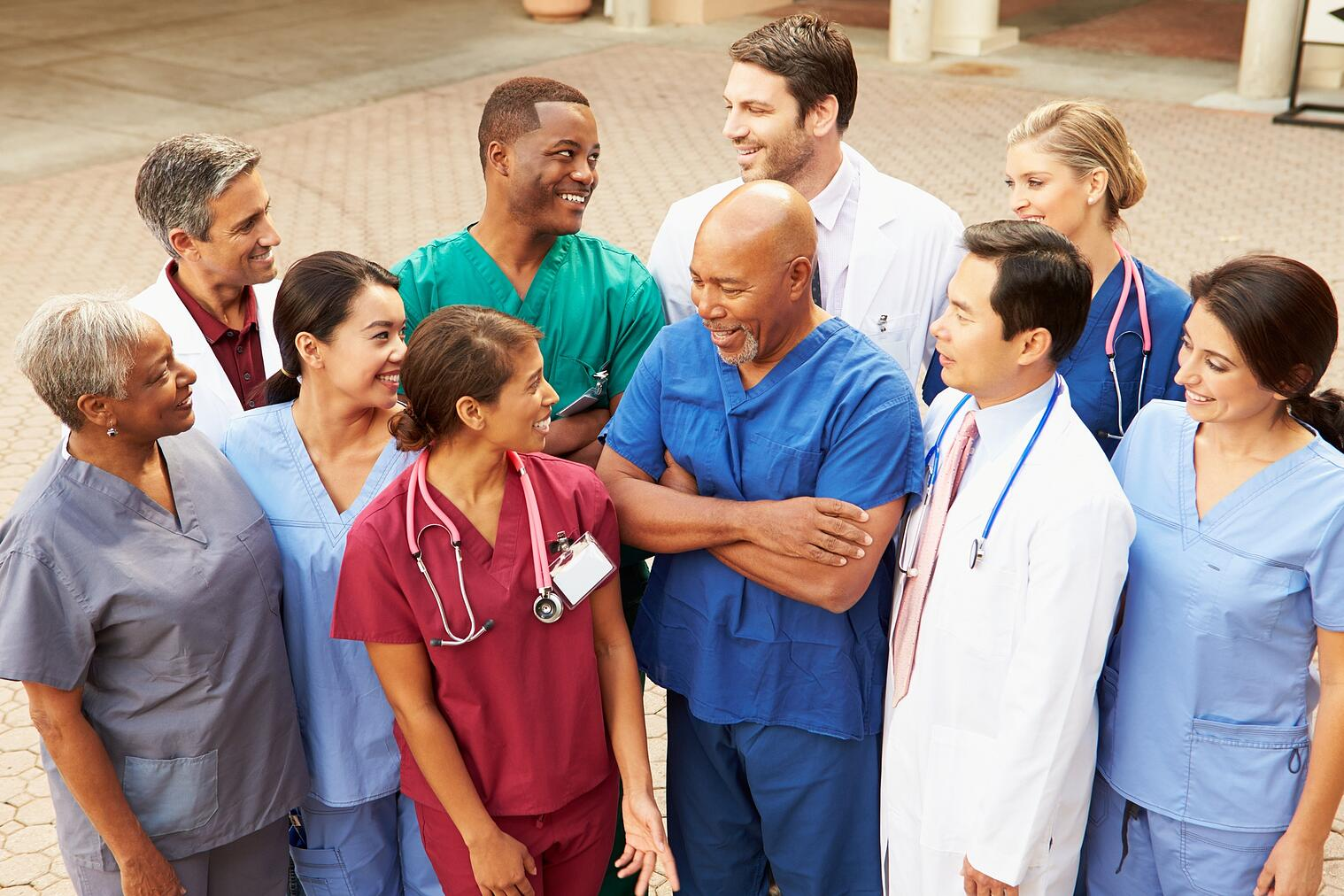 Employee Engagement In Healtcare