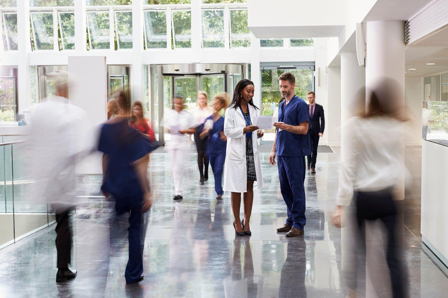ROI in healthcare