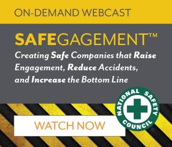 NSC Safety Webcast