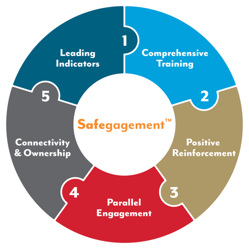 C.A. Short Safety Incentives - 5 Components of Safegagement