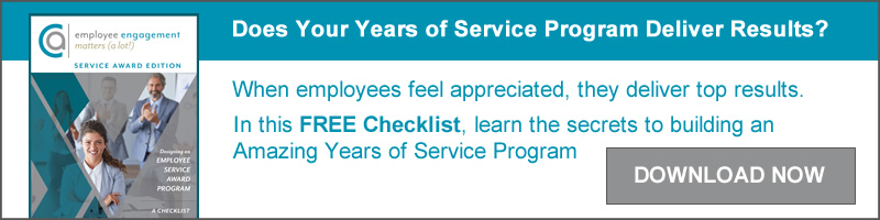 years-of-service-checklist