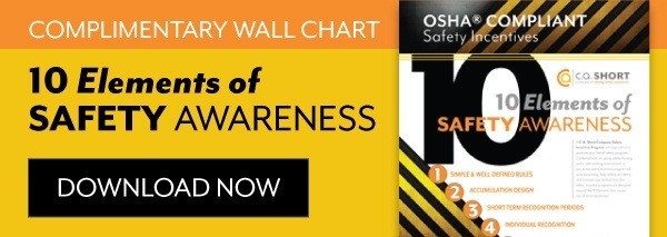 10 elements of safety awareness