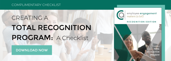 Total Recognition Checklist