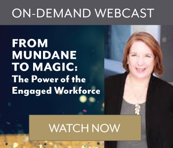 Ruth Ross, From Mundane to Magic: The Power of the Engaged Workforce