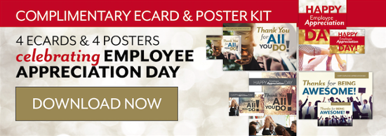 Employee Appreciation Day Cards and Posters