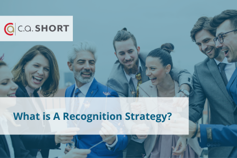 What is A Recognition Strategy?