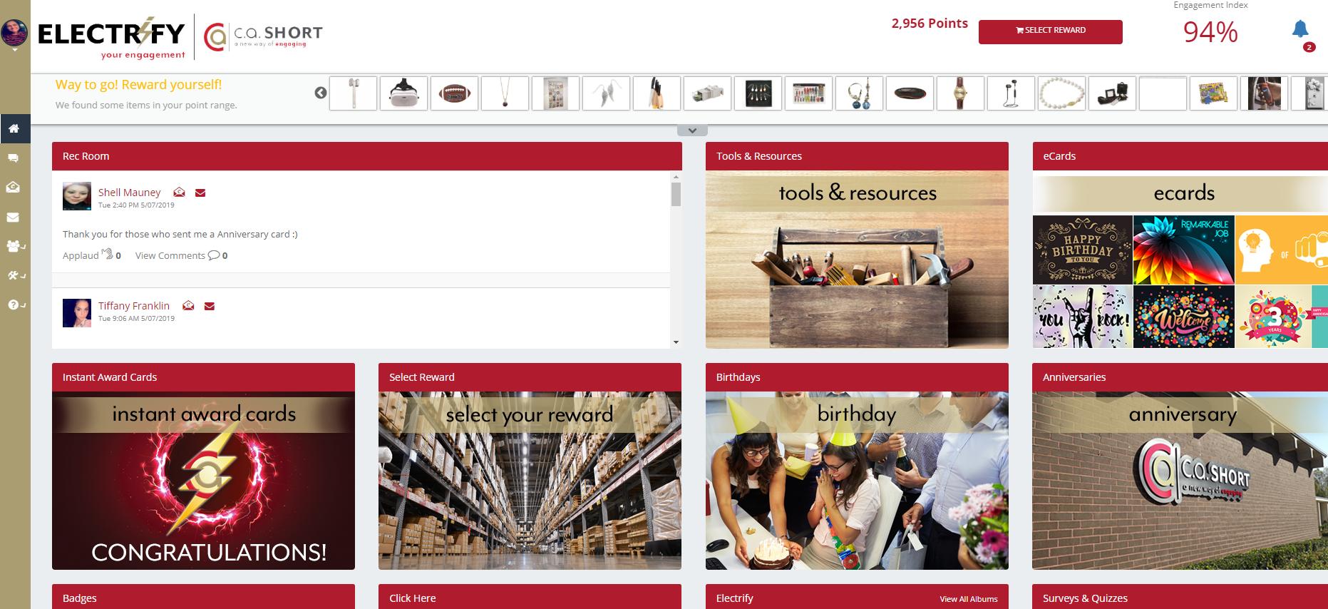 PAE Homepage